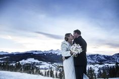 Melanie + Paul: Sapphire Point Wedding in Breckenridge, Colorado  Images courtesy of Fototails – Jeanine Thurston Photography.