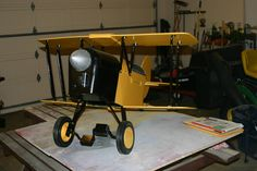 Tiger Moth Pedal Plane for William Woodworking Toys, Woodworking Projects, Tiger Moth, Swing Design, Airplane Party, Pedal Cars, Under Stairs, Baby Strollers, Diy And Crafts