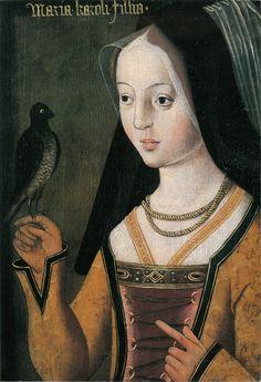 La duchesse Marie de Bourgogne (1457-1487)