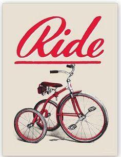 Classic trike... Classy ride