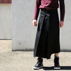 long skirt for men HUSKY - french kilts HIATUS