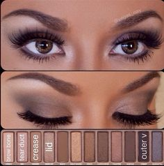 Urban decay naked pallet <3