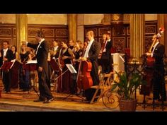 Handel - Sarabande in D minor (beautiful orchestra version) - YouTube