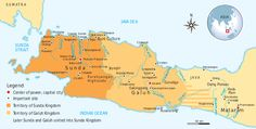 The Kingdom of Sunda was a Hindu kingdom located in western Java from 669 to around 1579, covering the area of present-day Banten, Jakarta, West Java, and the western part of Central Java.