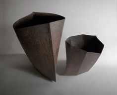 Chinmoku (Silence), 2011 - high-fired stoneware http://galleryfw.com/wp-content/uploads/2013/06/byong-uk-yeo-large.jpg