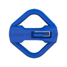 LINKS-IT Pet ID Tag Connector - Blue