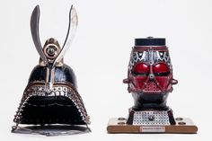 Star Wars Sculptures Recycled from Machines by Gabriel Dishaw | the dancing rest