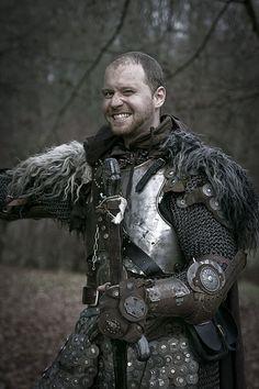 LARP armor costume - Stahl II by One-of-Padraig.deviantart.com