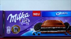Milka Oreo Bisküvili Sütlü Çikolata Tadım Videom