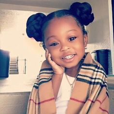 Little Black Girl Hairstyles 30 Stunning Kids Hairstyles Cute Black Babies, Beautiful Black Babies, Cute Baby Girl, Beautiful Children, Cute Babies, Black Kids Hair, Hair Kids, Black Little Girls, Black Child