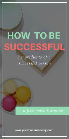 Success is SO different for everybody but as Ive been studying successful people and successful entrepreneurs Ive seen a FEW things that they all have in common so heres how to be successful with these things you need to be doing right now. #goals #goalsetting #success #successful #business #businesstips #onlinebusiness #digitalmarketing #productive #productivity