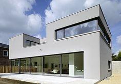 Haus Döring in Düsseldorf  Architekten Georg Döring