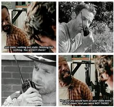 "The Walking Dead - ""Clear"". One of My Favorite Walking Dead Episodes!"