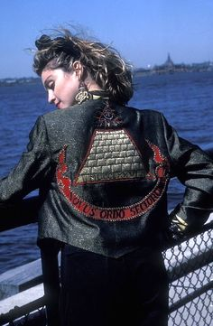 On March 29 1985, 'Desperately Seeking Susan' was released. http://todayinmadonnahistory.com/2015/03/29/today-in-madonna-history-march-29-1985-2/