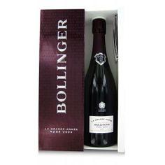 CHAMPAGNE BOLLINGER - LA GRANDE ANNEE ROSE 2004 ( France-Champagne-Champagne AOC-Rosé-0,75L )