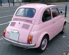 "586 Likes, 12 Comments - Fiat Россия (@fiat_ru) on Instagram: ""Этот «Cinquecento» зовут Зефиром. #fiat #fiat500 #fiatrussia#cinquecento #pink #color #colour…"""