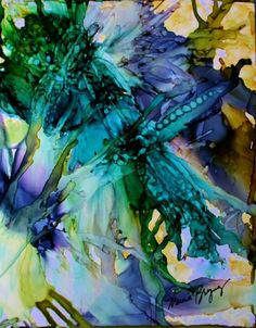Dragon fly dreaming by Marcia Breznay