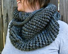 Ravelry: Sea Anemone Cowl pattern by Shannon Squire