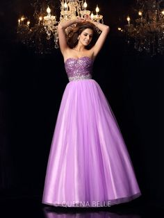 2016 New Styles! Ball Gown Floor-Length Dresses! Up to 80% Off!