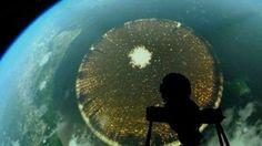 Ufo Evidence: Anomalia pode ser nave mãe de 5.000 km