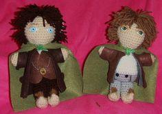 2 NERD DOLLZ  AmigurumiI Crochet doll, Handmade Great for EASTER Baskets order by March 15 on Etsy, $49.99