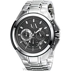 Men s Armani Exchange Chronograph Watch 4c3ae1e8e8