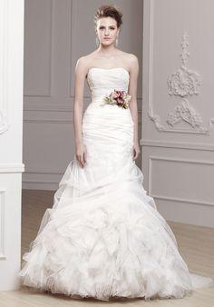 #Weddingdress Ofelia by Modeca. Would you wear it?