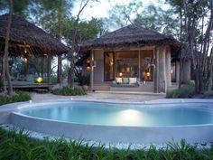Pool Villa Six Senses in Thailand