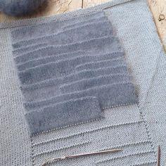 Sweater Knitting Patterns, Knitting Stitches, Knitting Designs, Knit Patterns, Baby Knitting, Stitch Patterns, Embroidery Stitches, Knitwear Fashion, Knit Fashion
