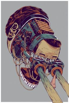 Deconstructed-Head-Illustrations-by-Smithe.jpg (500×750)