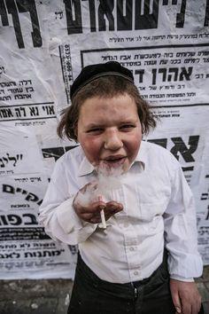 Les enfants fumeurs de Jérusalem   VICE   France
