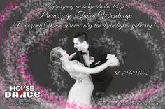 Zapraszamy serdecznie pary narzeczonych na naukę pierwszego tańca weselnego! Movies, Movie Posters, House, Films, Home, Film Poster, Cinema, Movie, Film