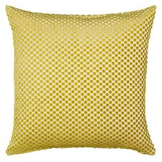 Buy John Lewis Mini Spot Cushion Online at johnlewis.com