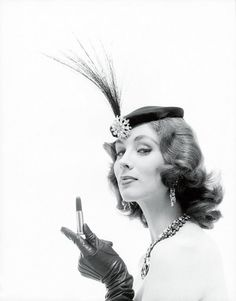 Suzy Parker, American model and actress