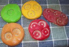 My HomeMade Montessori: sequence fossil stones