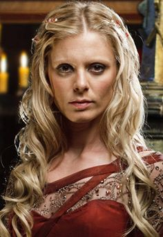 Morgause from BBC Merlin. Sister of morgana!