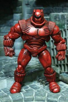d95e64093c9 Crimson Dynamo (Anton Vanko) - Soviet Super Soldiers (Marvel Legends)  Custom Action