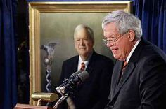 Former Speaker Of The House Hastert Indicted