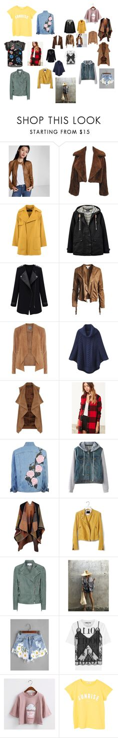 """""""stuff"""" by dakshapathak on Polyvore featuring Express, Barbara Bui, Joules, Sans Souci, Dorothy Perkins, Banana Republic, McQ by Alexander McQueen, MANGO and Markus Lupfer"""