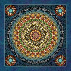 Bedros Awak - Mandala Fantasia