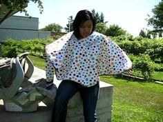 ▶ Tutorial Babee Covee: Nursing Cover - YouTube
