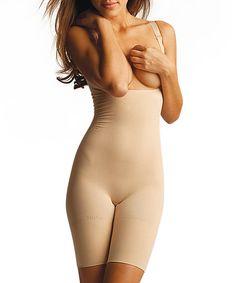 9747753223f99 Nude Underbust Shaper Bodysuit - Women  amp