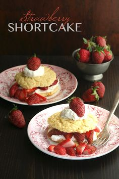 The classic summertime dessert gets a low carb, grain-free makeover. Healthy Strawberry Shortcake!