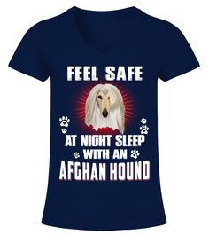 Feel Safe With An Afghan Hound