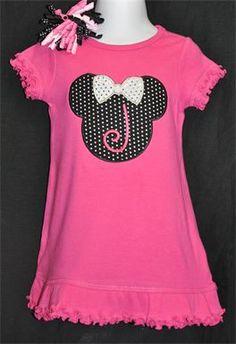 Disney designs & cute Minnie dresses!