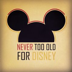 Never Too Old!