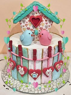 LVe....SWEET LVe by Lallacakes