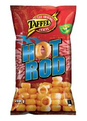 Tuotteet - Taffel Snack Recipes, Snacks, Sweet Chili, Barista, Tartan, Hot Rods, Sprinkles, Cereal, Spicy