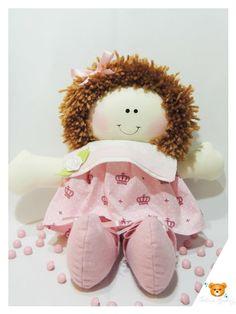 Boneca de Pano - Bebê