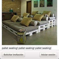 Describe tu pin...cama Sillon